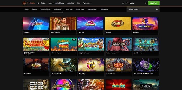 megaway slots and slots lobby