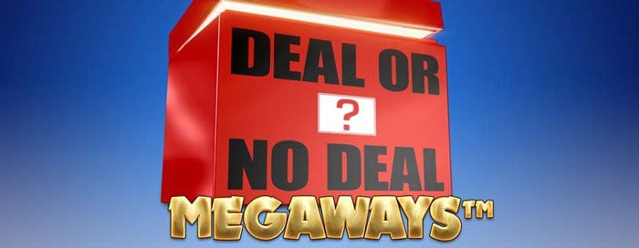 new deal or no deal megways slot edition