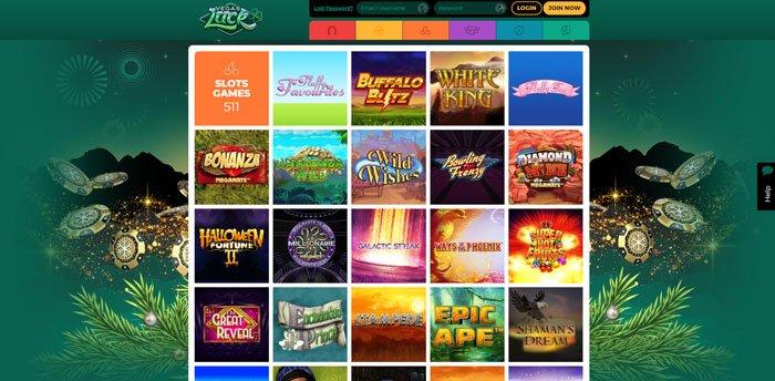 Vegas Luck slots
