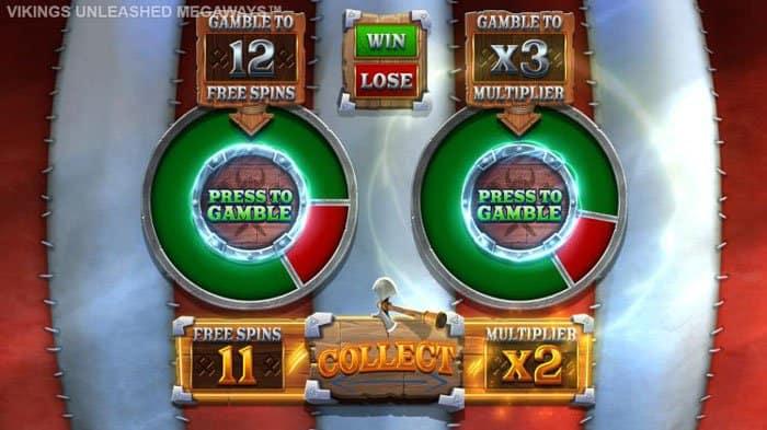 Bonus Gamble Feature