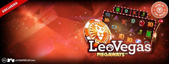 LeoVegas Megaways Slot