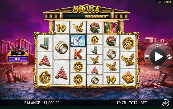 How to play at Megaways slot machine?