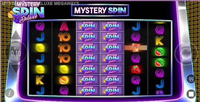 Mystery Spins