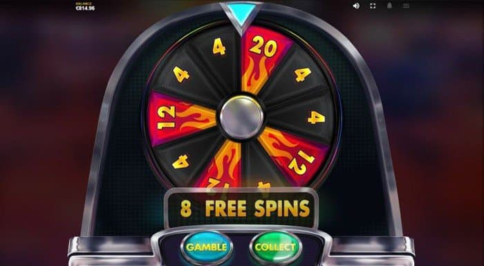 Megaways Free spins bonus