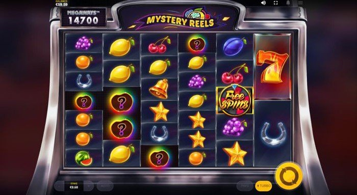 How to play at Mystery Reels Megaways slot?