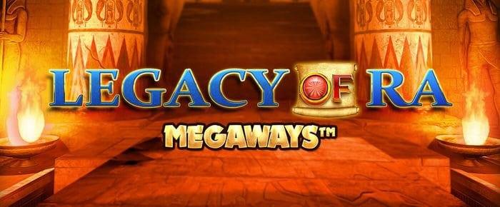 Legacy of Ra Megaways Slot Machine