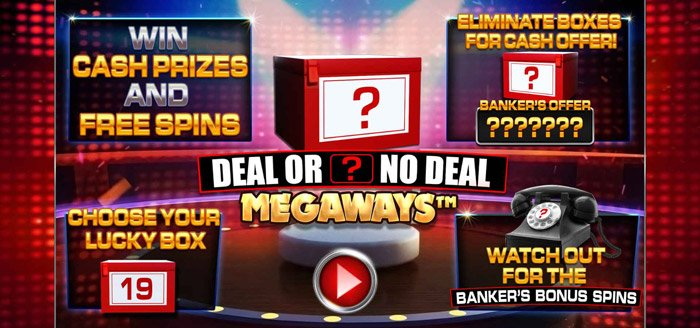 How to play at Deal or No Deal Megaways?