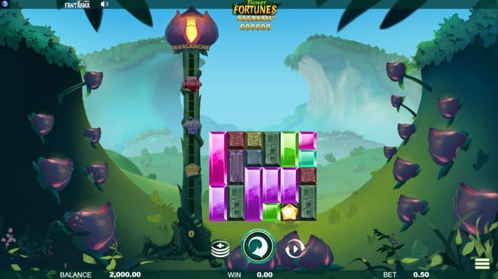 Play Flower Fortunes Megaways for free in demo mode