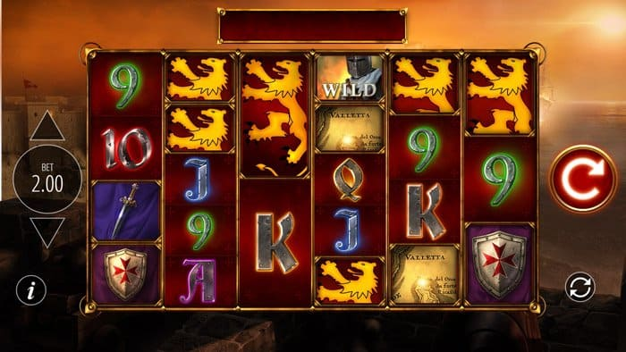 Play Valletta Megaways™ Slot for free in demo mode