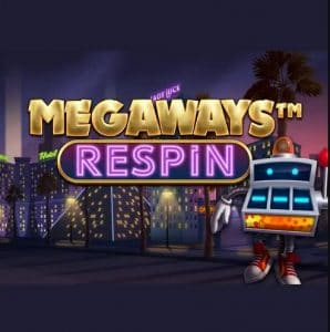 new Megaways slot megways Respin by Inspired Gaming