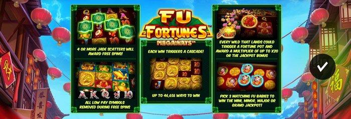 Fu Fortunes Megaways slot by iSoftBet