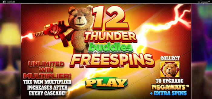 Thunderbuddy Free Spins