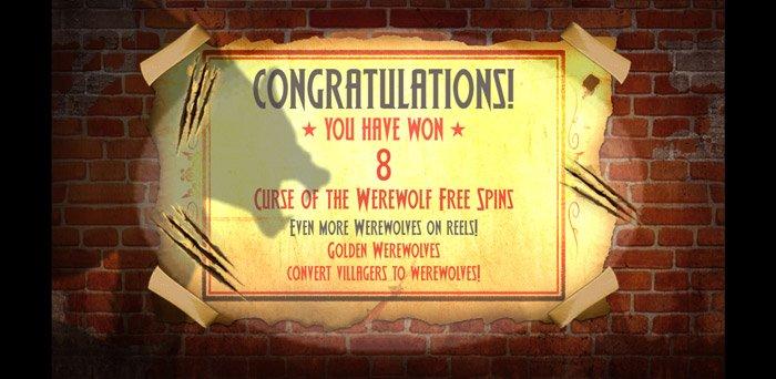 free spins bonus round