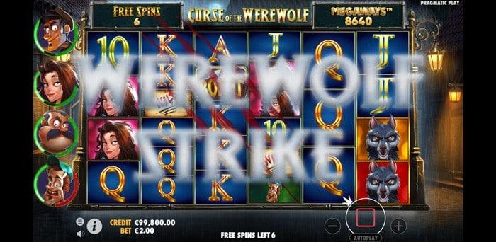 Werewolf Strike