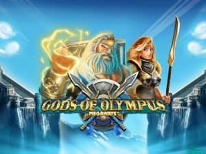 Gods of Olympia Megaways
