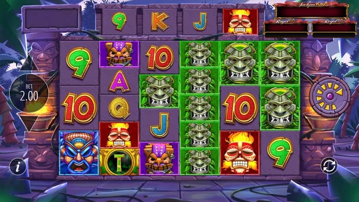 Play Tiki Treasure Megaways Review for free in demo mode