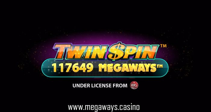 Play Twin Spin Megaways Review for free in demo mode