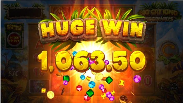 Huge Win