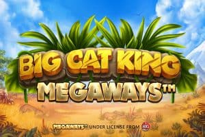 Big Cat King Megaways Free to Play Demo