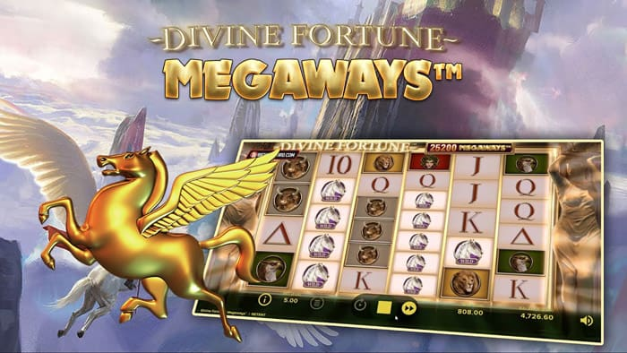 Divine Fortune Megways Slot