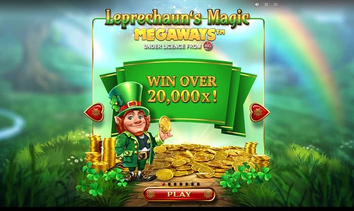 Leprechauns Magic Megaways Free demo play