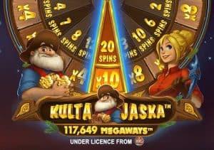 Kulta Jaska Megaway free demo mode