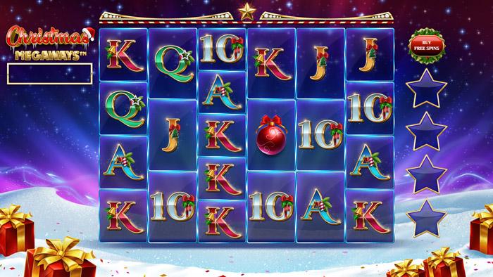 Christmas Megaways Slot Game