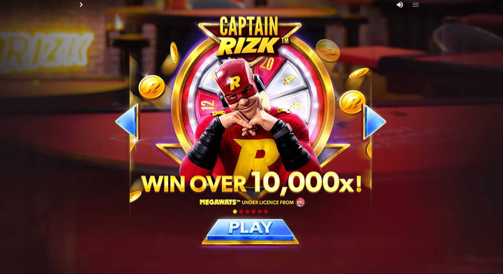 Play Captain Rizk Megaways for free in demo mode