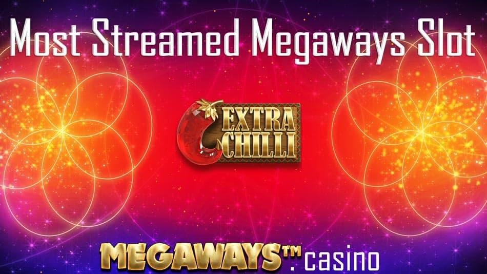 Most Streamed Megaways Slot