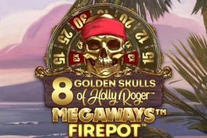 8 Golden Skulls of Holly Roger Megaways Slot Review